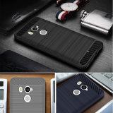 Fibra flessibile del carbonio di caso di prezzi per HTC U11 più, serie del carbonio per vita di HTC U11