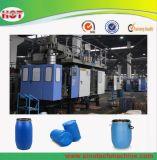 Grosse Zylinder-Strangpresßling-Blasformen-Plastikmaschine