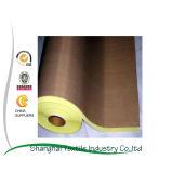De aantrekkelijke Stof van de Glasvezel van de Prijs PTFE Met een laag bedekte Zelfklevende Teflon