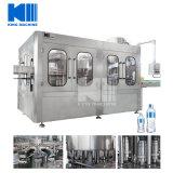 Terminer l'eau minérale automatique usine d'Embouteillage