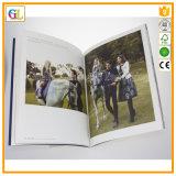 Impresión barata del compartimiento mensual, impresión del libro