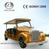 12대의 Seaters 고품질 관광 차 전기 차량