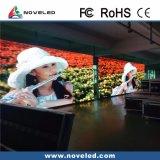 P3 Вечеря ясно высокую частоту обновления для использования внутри помещений светодиодной панели дисплея