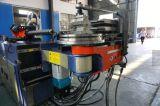 Dobladora hidráulica del tubo de cobre del CNC 3D de la dobladora del tubo de Dw50cncx5a-3s