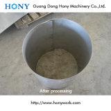 Forma de cono hidráulica de 3 rodillos máquina laminadora de un tambor