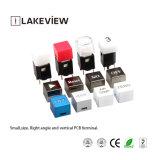 L'interruttore di Tatile illuminato Tl3 con il LED luminoso eccellente di singolo, di doppio o RGB colora disponibile