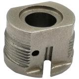 CNC van het Koper van het Metaal van de hoge Precisie Draaiend Deel voor Ruimte