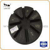 8 сегмент металлические панели для полировки инструмент для полировки камня полировка блока бетонный пол шлифовки блока