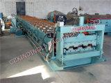 PLC het Automatische Broodje die van het Dakwerk het Blad vormen die van het Dak van het Dek van de Machine/van de Vloer Machine maken