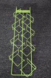 Estante de visualización del alambre de metal de la botella de la fabricación de la fábrica con el mejor precio