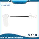 Endoskopischer Probenmaterial-Wiederherstellungs-Wegwerfbeutel für chirurgischen Gebrauch