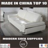 Europa-modernes Hauptmöbel-Wohnzimmer-Leder-Sofa