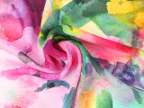 The New Design off Silk Georgette Scarf with The Size 120 Cm*120 Cm