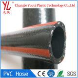 Les Chinois de nouvelles connaissances clair couleur flexible de gaz en PVC souple