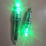 licht Op batterijen van het Aas van de Visserij van het Lokmiddel van de Flits van 12cm aa het Stevige