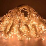 Свет рождества украшения напольного света занавеса 6*3meter 600 СИД Fairy