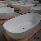 Vasca da bagno di pietra indipendente della mobilia dell'interno da vendere