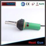 Arma plástico de mano de la soldadura del aire caliente