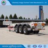 De goede Oplegger van de Container 40FT/20FT van de Prijs 2axle/3axle/4axle met Landingsgestel Jost