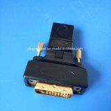 Mannetje DVI aan Vrouwelijke Adapter HDMI (hd-003)