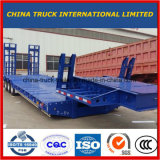 3 трейлер полуприцепа кровати тонны 11m/12m/13m Axle 60 низкий или Lowboy тележки Semi