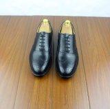 Los mejores zapatos de alineada formal para los hombres, zapatos hechos a mano de Goodyear Oxford