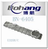 Il pezzo di ricambio del motore di Bonai approvvigiona coperchio Bn-6405 del radiatore dell'olio della colonna E320b/C