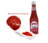 플라스틱 병에 있는 340g 5kg 토마토 케찹
