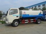 4X2 6000 litri di camion di spruzzatura chimico per risanamento ambientale