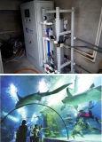 Generador del ozono para el tratamiento de aguas residuales de la avicultura del ganado y