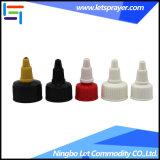 28 bunte spezielle konzipierte Plastikschutzkappe mm-pp. für Flasche