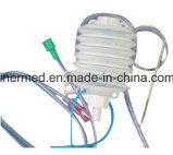 Depósito cerrado del drenaje de la herida del silicón quirúrgico
