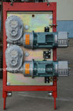 Sc200/200zb de conversión de frecuencia de grúa de construcción