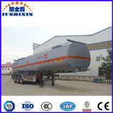 45000 litres, 50000 litres, 60000L Huile de la capacité du réservoir de carburant pétrolier de transport semi-remorque