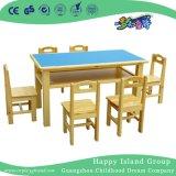 Mobilia di legno dello scrittorio della Tabella di rettangolo degli scolari (HG-3902)