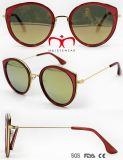 Nuevo Ce FDA (WSP705856) de las gafas de sol de las mujeres de la manera del diseño