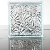 Blocco di vetro libero usato per la parete
