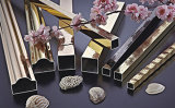 Высокое качество SUS201 202 304 из нержавеющей стали титан трубки