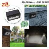 Solarwand-Licht des lange Lebensdauer-im Freien Garten-Licht-LED 2W