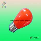 Bulbos decorativos ao ar livre do diodo emissor de luz G100, lâmpadas antigas do diodo emissor de luz G100, luz do diodo emissor de luz G100 E272.6W