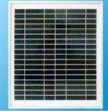 10W 단청 태양 전지판