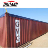 À prova de água para Serviço Pesado 1000d lona de PVC Tampa para o recipiente 20FT