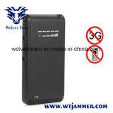 Mini portable portatif 3G de type neuf de portable et brouilleur de signal de 4G Wimax