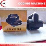 Caixa de comando manual de mão/Impressora Impressora de cartões para Impressão de Data da China
