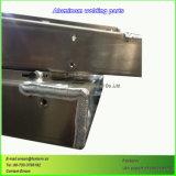 OEM ODM de précision en aluminium à usinage CNC Emboutissage de pièces en tôle