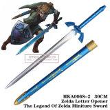 Legenda di Openerthe della lettera di Zelda della spada di Zelda Miniture