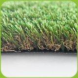 40mm de altura resistência UV duráveis Paisagismo Artificial grama para jardim