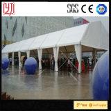 Le grandi tende per la mostra della tenda della fiera commerciale impermeabilizzano il coperchio di PVC per uso del commercio giusto