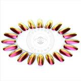Magische Chamäleon-Spiegel-Chrom-Farben-reisendes Gel-Nagel-Schönheits-Pigment