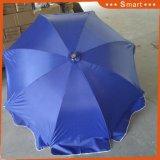 Paraplu van het Strand van het Gazon van de Prijs van de fabriek de Goedkope Draagbare Naar maat gemaakte Promotie